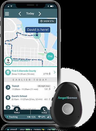 AngelSense App Capabilities