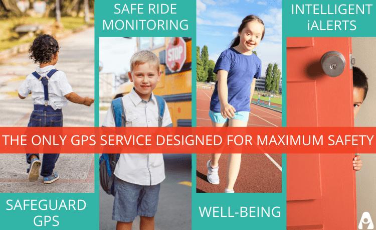 GPS Tracker for Kids - AngelSense